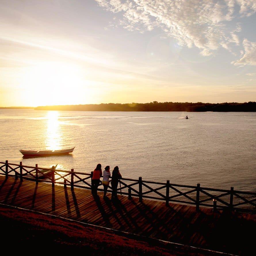 10 destinos com praia e sol o ano inteiro em Sergipe! 1