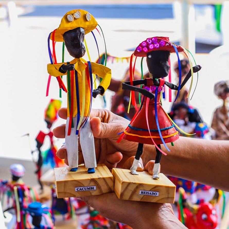 Rota do artesanato: materiais que ganham outra vida e ganham a vida do talentoso povo de Sergipe 1